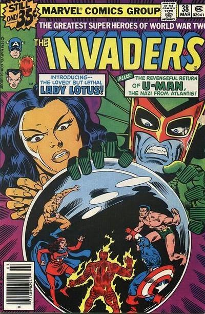 Portada Invaders 38