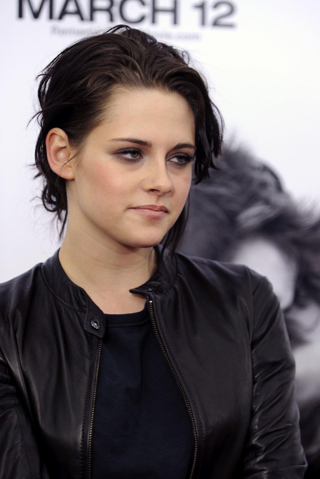 Fashion Hairstyles Kristen Stewart Long Hairstyle Celebrity