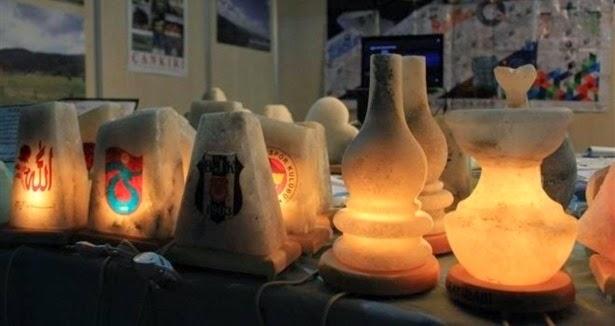 Çankırı Tuz Lambası