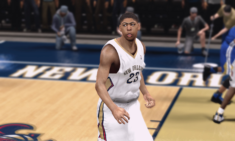 NBA 2K14 ENB Next Gen Graphics Mod Cool Effect V2