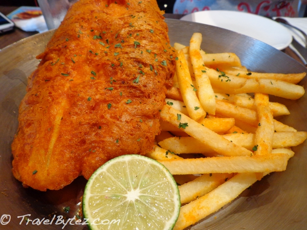 Bombay Fish & Chips