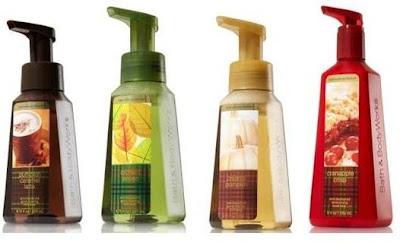 new bath & body works fall essentials | nouveau cheap