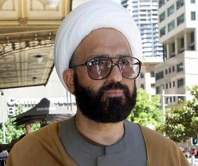 australia hostage islamic cleric