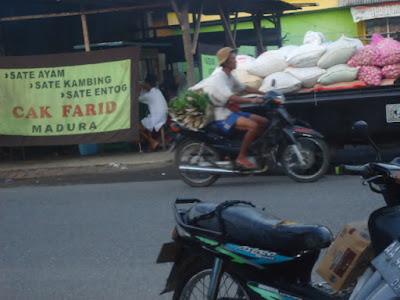 Wisata Kuliner Sate Kambing Madura milik Cak Farid Prapatan Mangli Kuwarasan Kebumen