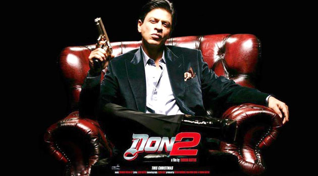 DON 2 : The King Is Back (2011)