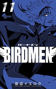Birdmen Manga