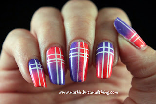 crumpets nail tarts tri polish challenge