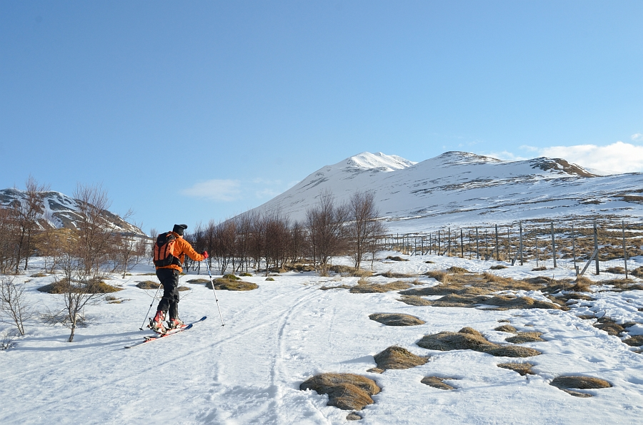 The grand traverse of Ben Lawers