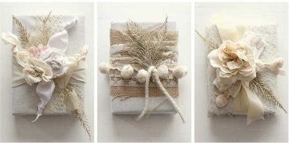 Упаковать подарок своими руками на свадьбу