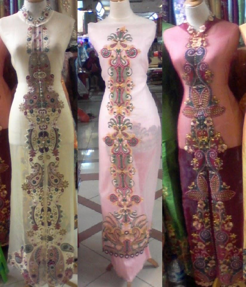 Foto Model Baju Kebaya Gamis Modern