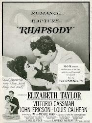 Rapsodia (1954) Descargar y ver Online Gratis