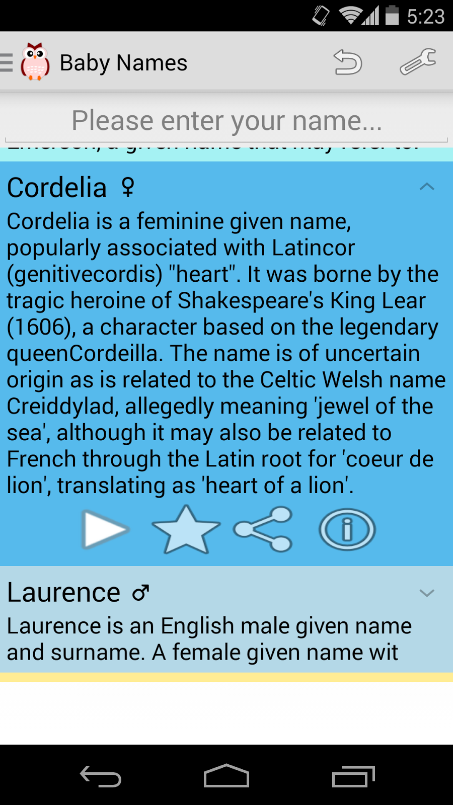 android name meaning