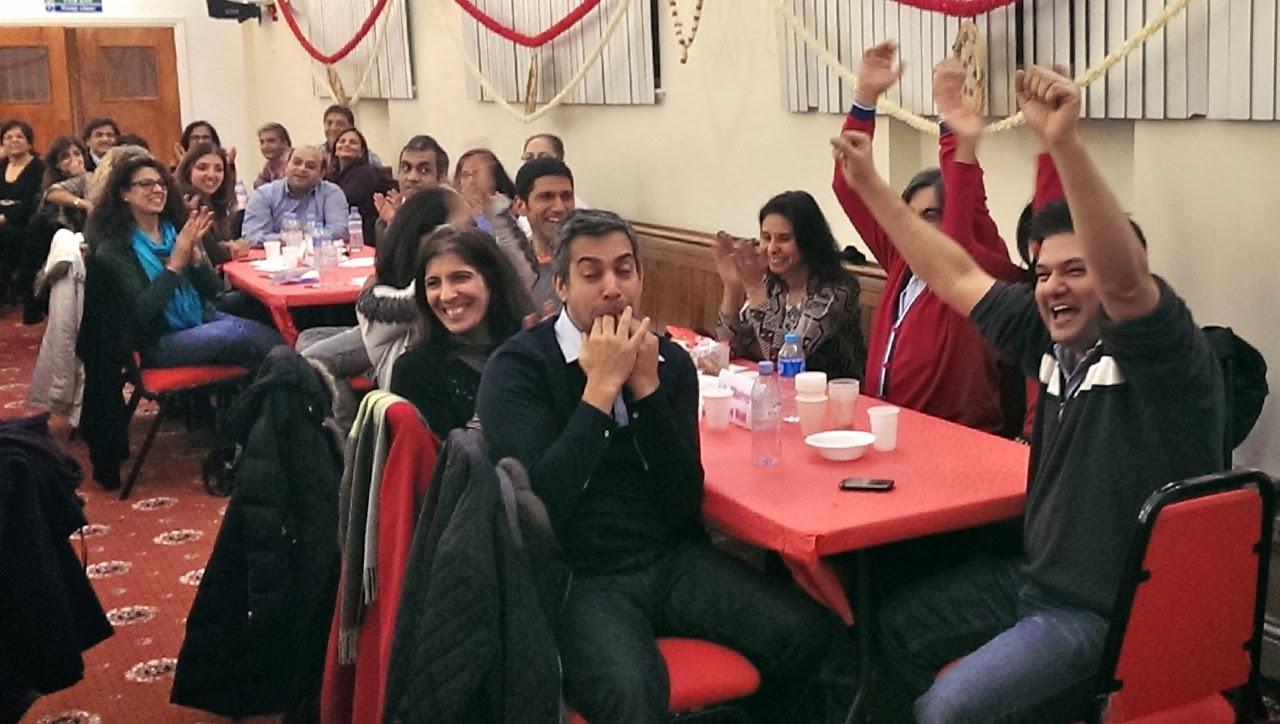 Sadhu Vaswani Centre Charity Quiz 2013