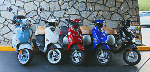 ace hotel scooter rental palm springs california