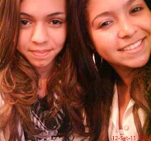 Eu e minha amiga Leandra