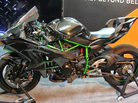 Oh, Ini Kawasaki Seharga 1 Miliar ?