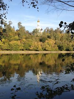 Serebryany Bor Moscow
