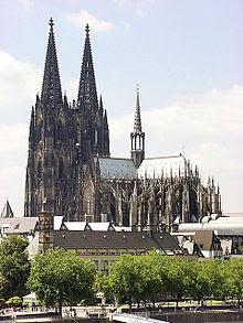 Tempat Wisata Di Jerman - Cologne Cathedral (Kölner Dom)