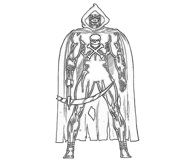 Grim Reaper Coloring Pages Related Keywords Grim Reaper Grim Reaper Coloring Pages To Print