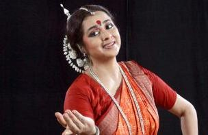 Odissi by Sharmila Biswas. Photo Courtesy | shyamhari chakra (The Hindu)