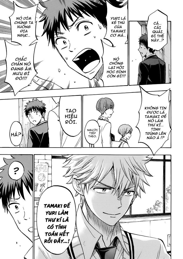 Yamada-kun to 7-nin no majo chap 187 page 18 - IZTruyenTranh.com