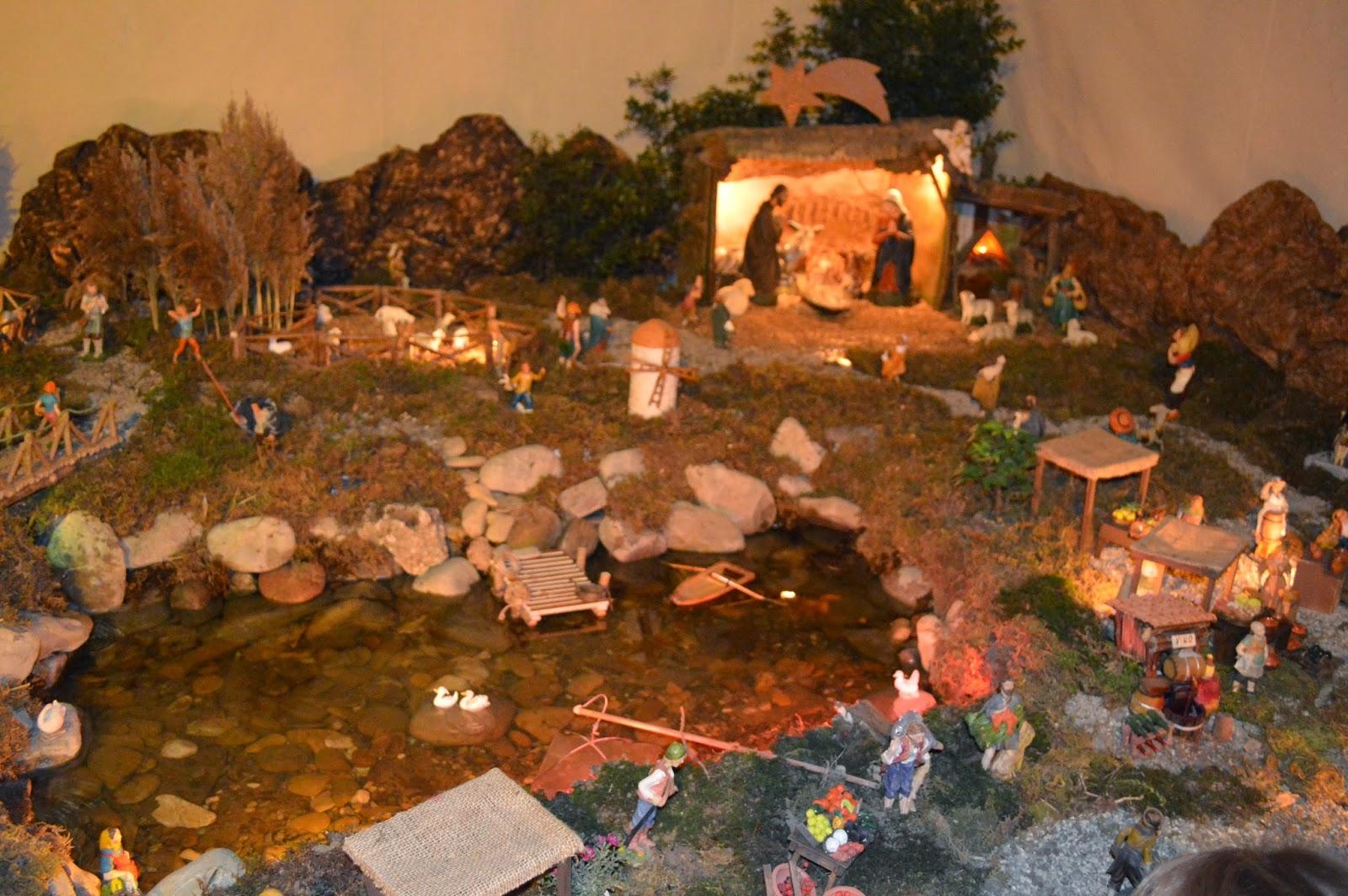 Terre di presepi presepe artistico di montopoli pi - Presepi fatti in casa ...