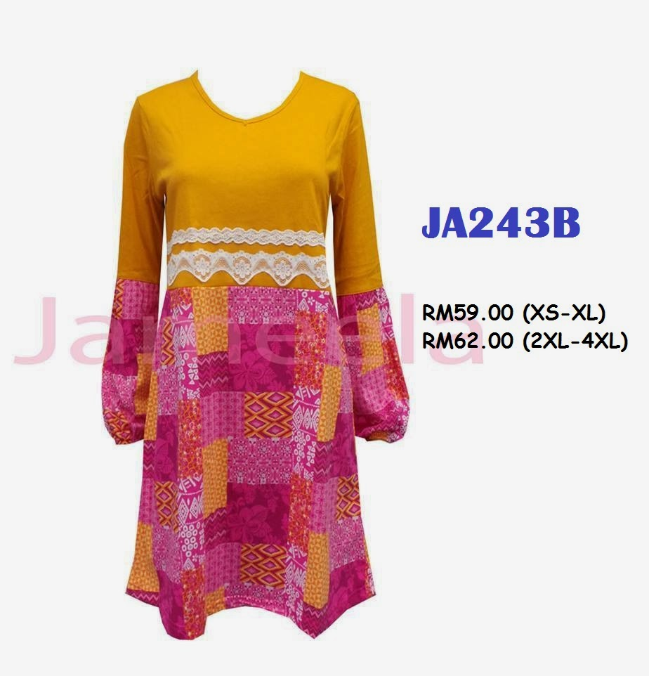 T-shirt-Muslimah-Jameela-JA243B
