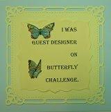 Guest Designer for Challenge 57