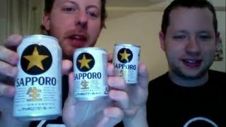 Spencer Douglass Sapporo Beer Crazy from Kong