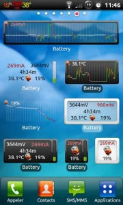 Battery Monitor Widget Pro Android Apk