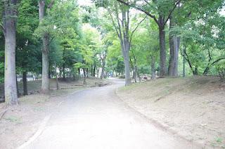 府中公園道