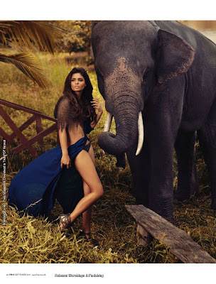 Lovi Poe FHM Philippines Photoshoot