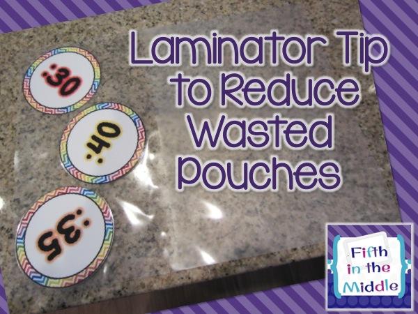 Laminator Tip