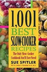 1,001 Best Slow-Cooker Recipes cover