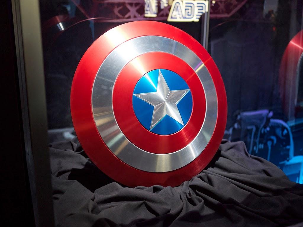 Captain Americas Vibrium-Shild: unkaputtbar hat einen neuen Namen
