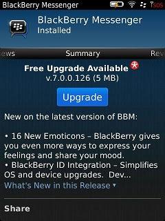 BBM 7.0.0.126
