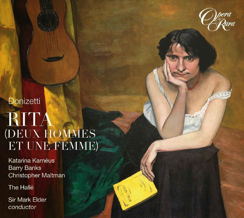 Donizetti: Rita - Opera Rara ORCD50