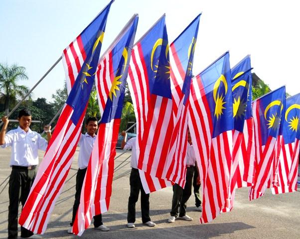 SAMBUTAN KEMERDEKAAN MALAYSIA KE 55 - MEMBINA BANGSA DENGAN SEMANGAT ...