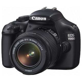 Canon EOS 1100DC Kit 18