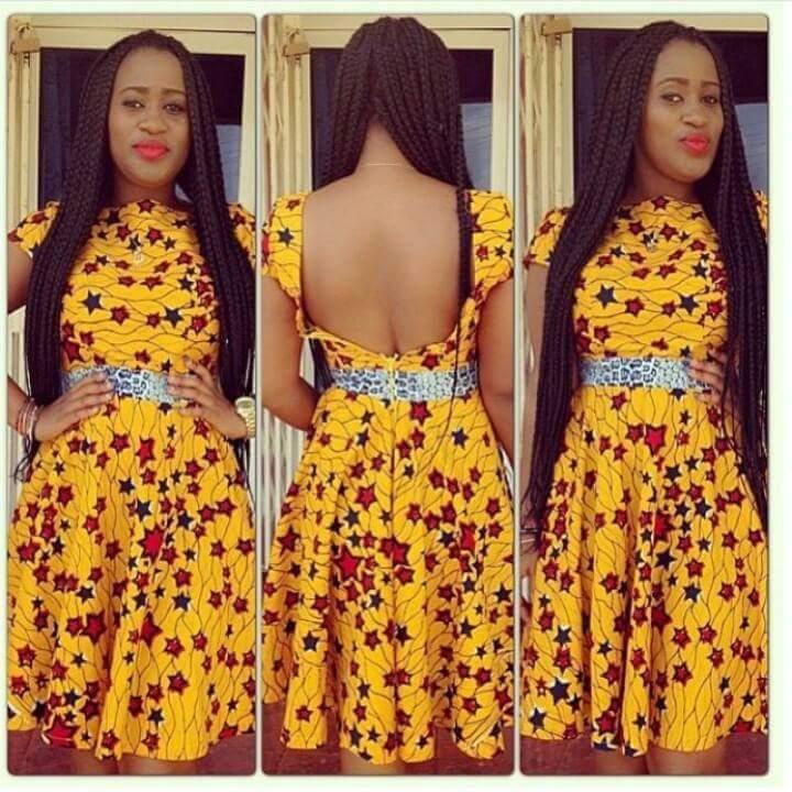 Dans ce nouvel article je me propose de vous présenter des modèles de  vêtements fait à partir de tissus africains.Très cool et pour toutes les  morphos!