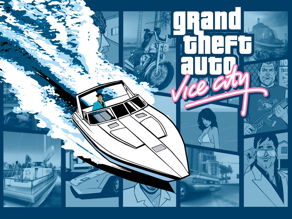 Grand Theft Auto Vice City Torrent Download