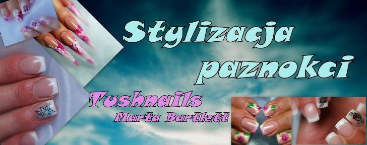 Stylizacja paznokci - Tushnails