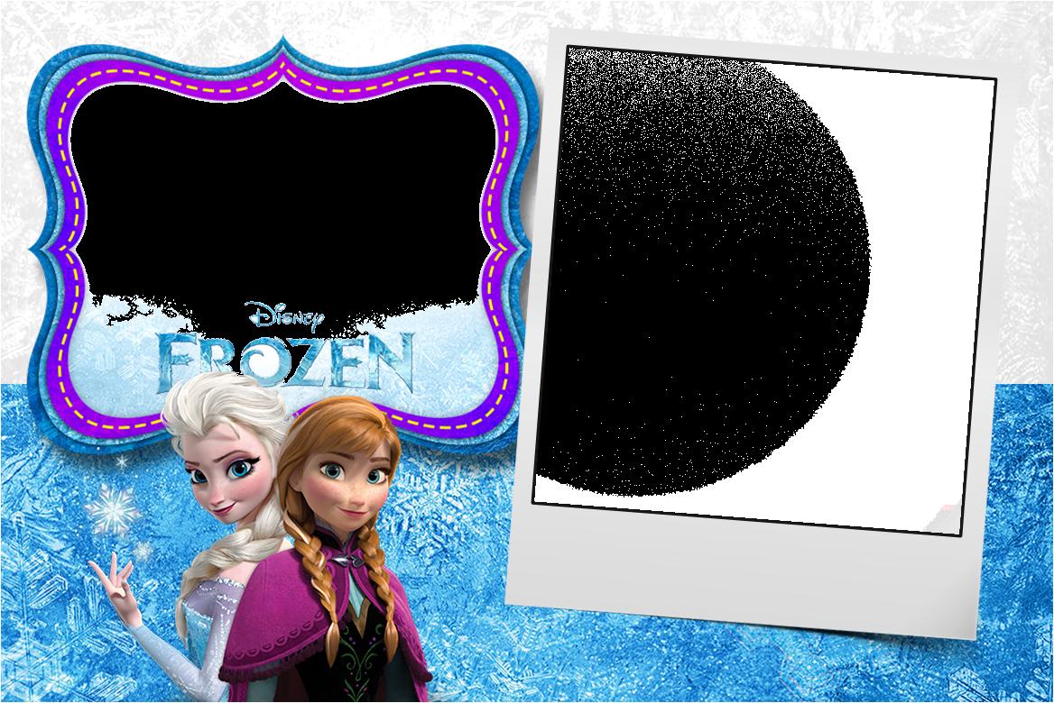 Marcos y Bordes para fotografias: Marcos gratis para fotos de Frozen - Marcos infantiles para ...