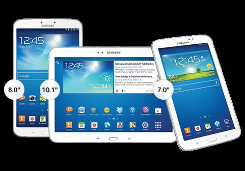 Samsung Galaxy Tab 3 - Preorder now