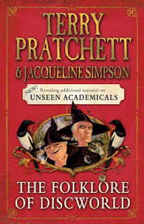 terry pratchett, jacqueline simpson, the folklore of discworld