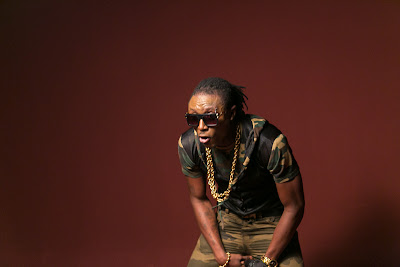 Samklef and Terry G collaborate on new music... See Pics from the videoshoo