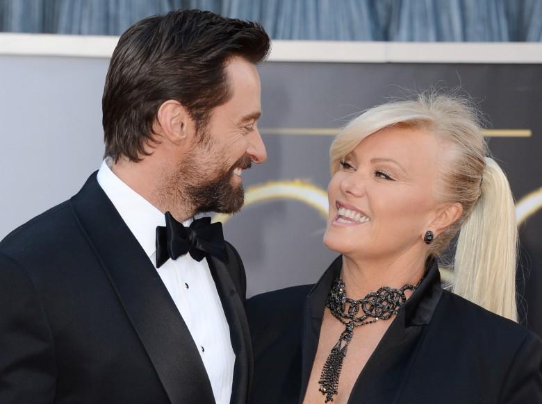 Hugh Jackman couple