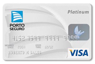Cartão Porto Seguro Visa Platinum