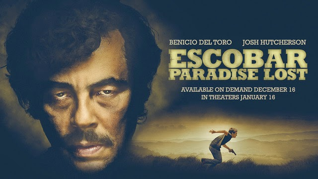 Info review Sinopsis Film Escobar: Paradise Lost (2015) Bioskop