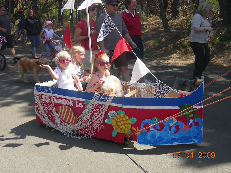 4th of July Parade in Gearhart title=